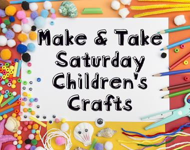 Make and Take Children's Craft Classes