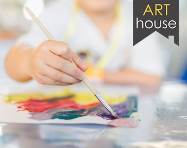 Kids Art Classes with Art House