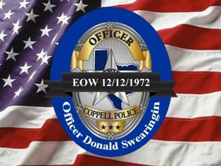 Officer Donald Swearingin - End of Watch December 12, 1972