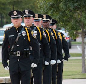 Police Honor Guard